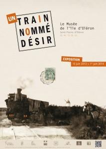 exposition Un train nommé désir du 15 juin 2013 au 1er juin 2014