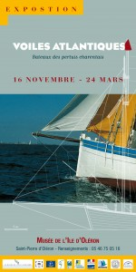 exposition temporaire Voiles Atlantiques du 16 novembre au 24 mars 2007